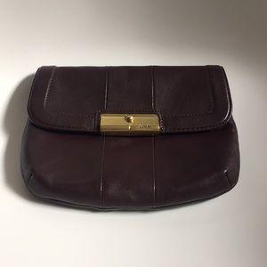 Coach clutch (crossbody missing strap)